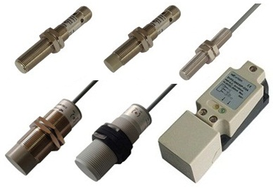 B1CD Series DC CAPACITIVE PROXIMITY SENSORS